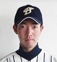 永島一樹 背番号13 1年 右投右打 白岡高