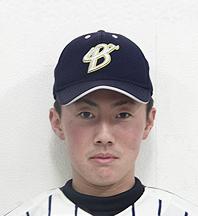 田中悠太郎 背番号5 3年 右投右打 大冠高