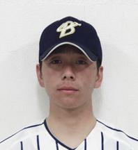 進藤辰弥 背番号23 3年 右投左打 須磨翔風高
