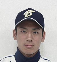 阿部優輝 背番号24 3年 右投左打 岡山理科大学附属高